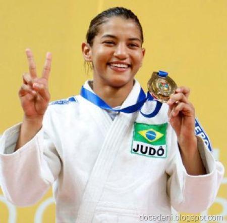 Judoca Sarah