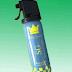 Tubo SG 40 spray imobilizante.