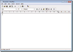 How To Change The Default Font Setting In WordPad