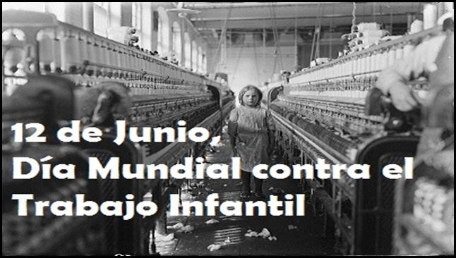 ... contra el trabajo infantil