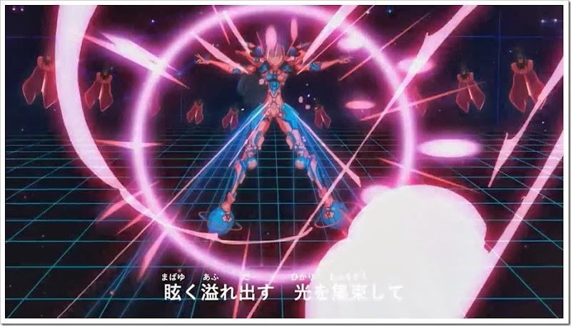 Mirai Mitsuko Harima Sakura - fripSide anime_21
