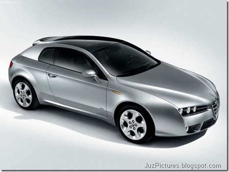 Alfa Romeo Brera 6