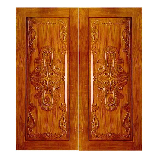 Teak wood entrance doors designs joy studio design for Teak wood doors designs