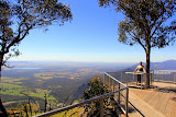 At The Borooka Lookout - Halls Gap, Australia
