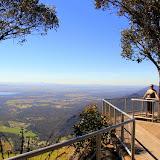 At The Borooka Lookout - Halls Gap, Australia