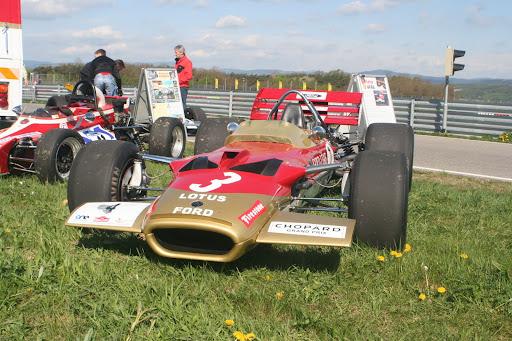LOTUS FORD F1
