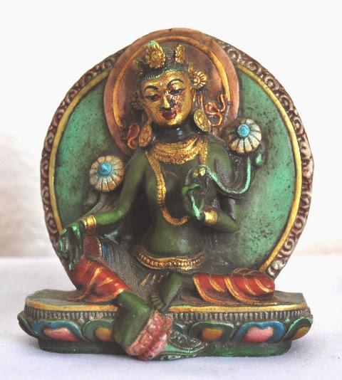Small Staute figure of Tara