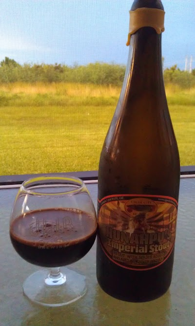 Cigar City California Brandy Hunahpu