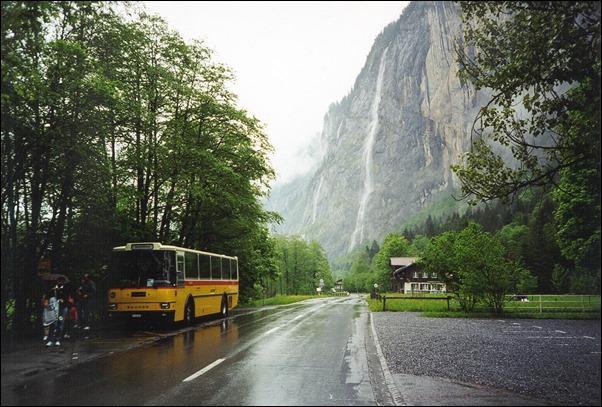 شلالات سويسرا