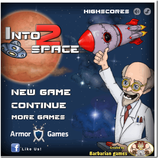 Into Space 2-01