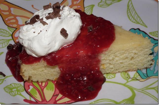 Uma's Orange Cake--SRC 9-4-11