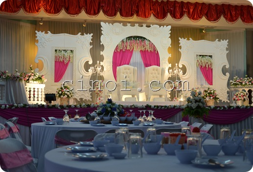 cinoi wedding dais