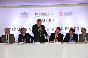 Instituto Lula realiza debate sobre integrao regional na Argentina