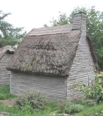 Plimoth Plantation 8.30.2-13 houses