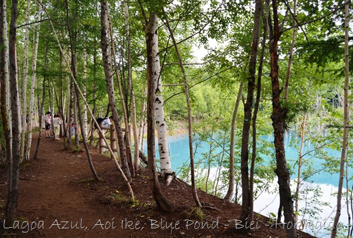 Lagoa Azul - Biei - Hokkaido - Glória Ishizaka - 37