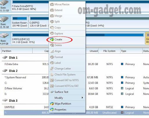 Cara Menambah Memori Internal Sony Xperia M dengan LINK2SD