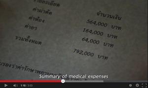 Medical Bil Summary