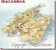 Mallorca på kryds og tværs i 2006 og 2012