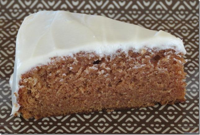 Applesauce Spice Cake 10-7-12