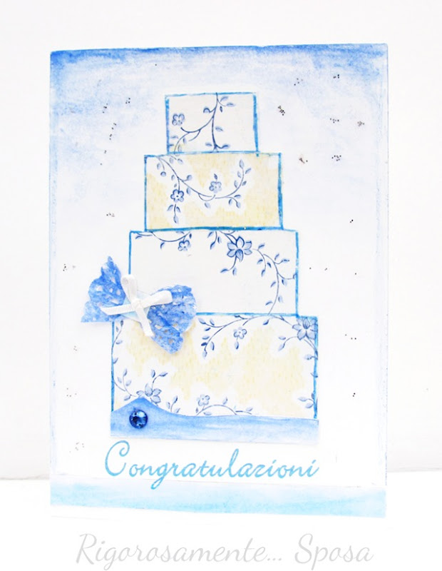 cartoline sposi, wedding card, diy