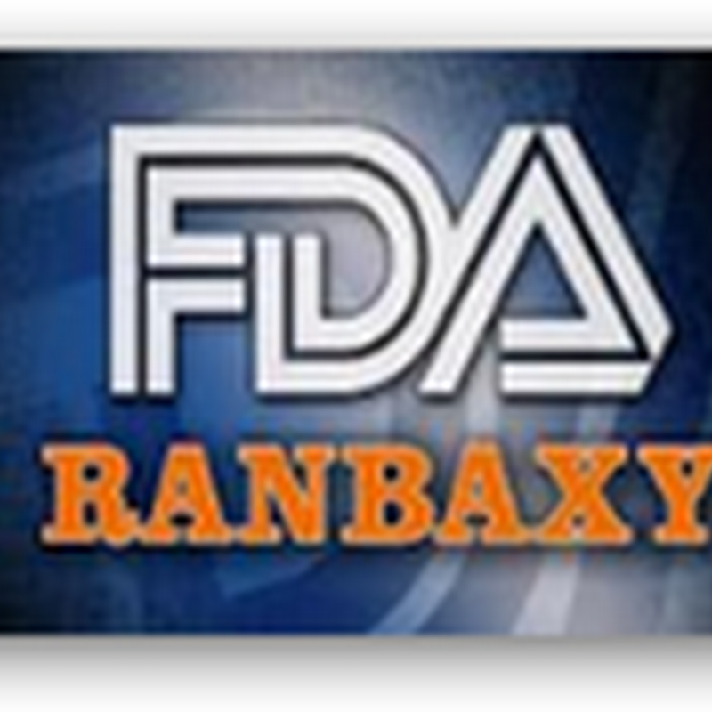 Ranbaxy Recalling Generic Version of Lipitor–Small Particles of Glass Contamination Cites