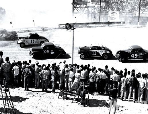 hrdp_1101_15_o bob_dolivio_photos_1952_1960 daytona_NASCAR_race
