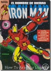 P00042 - El Invencible Iron Man - 141 #142