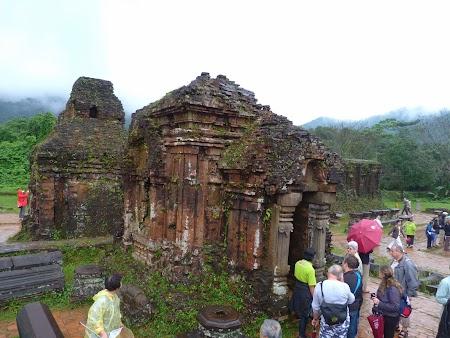 Ruinele de la Myson