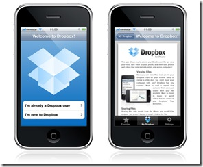Dropbox-iPhone