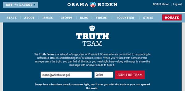 truth team