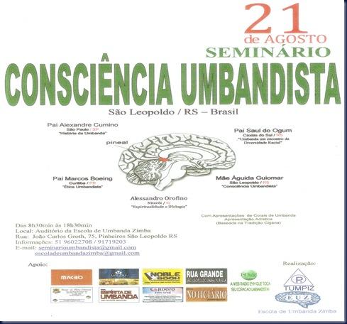 cartaz seminário 2011