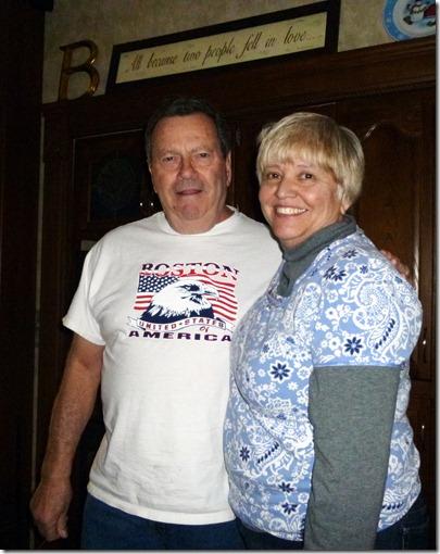 Bruce & Barb Sachetti