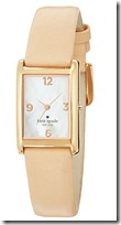 Kate Spade Champagne Cooper Stainless Steel Watch
