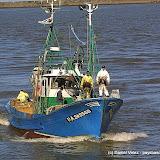 On a même équipé les bateaux de pêche