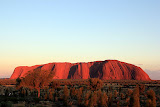 Uluru At Sunrise, Day 1 - Yulara, Australia