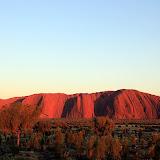 Uluru At Sunrise, Day 1 - Yulara, Australia