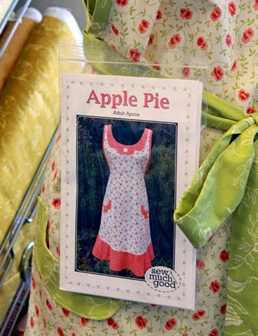 apple pie apron pattern