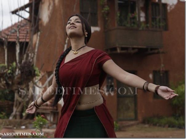 Richa_Gangopadhyay_Saree