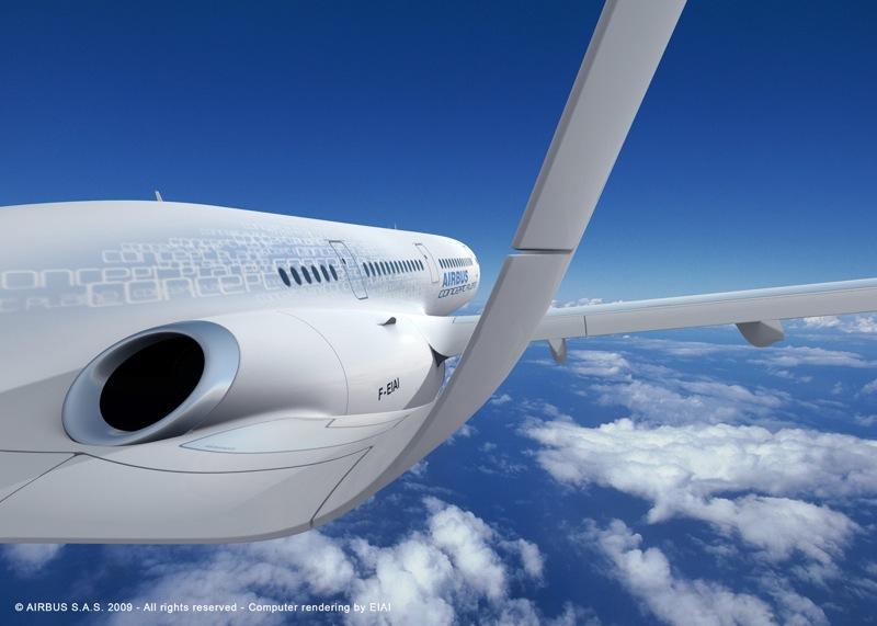Airbus concept plane 4