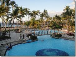 ハワイ島プール