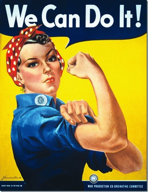 We-Can-Do-It-Rosie-the-Riveter-Poster-Vintage-Poster