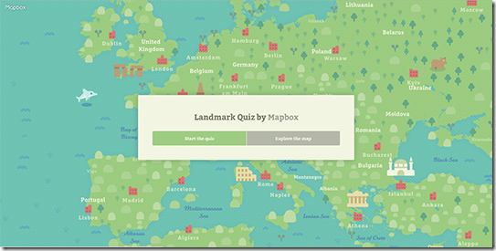 Land Mark Quiz