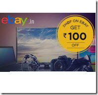 eBay Coupon: Rs. 100 off on Rs. 110 For All Users at Freecharge