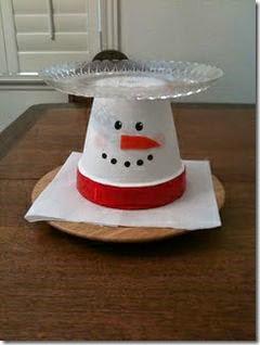 manualidades navidad con macetas (3)