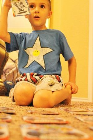 Quinn's First Day of Kindergarten 004