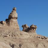 Mogui Cheng - Détail formes roche