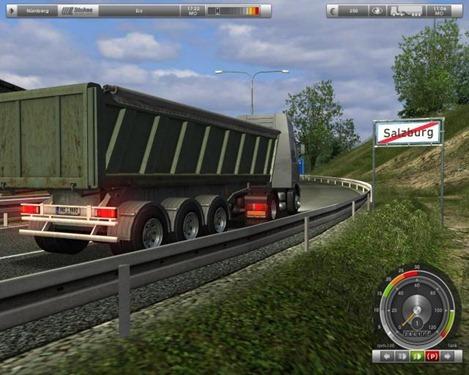 Juegos de Camiones Austrian Truck Simulator preview