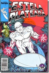 P00007 - Silver Surfer -  - 007 v3 #8