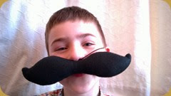 Matthew Face Moustache