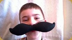 Matthew Face Moustache